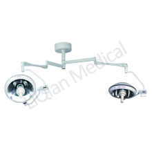 Factory Price for Double Dome Ceiling Operating Light medical equipment halogen operation lamp with ce supply to North Korea Wholesale